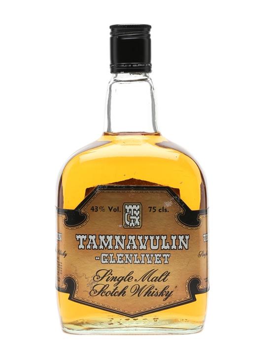 Tamnavulin Glenlivet 8 Year Old / Bot.1980s Speyside Whisky