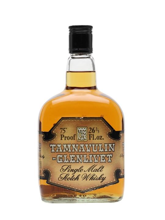 Tamnavulin Glenlivet 8 Year Old / Bot.1970s Speyside Whisky