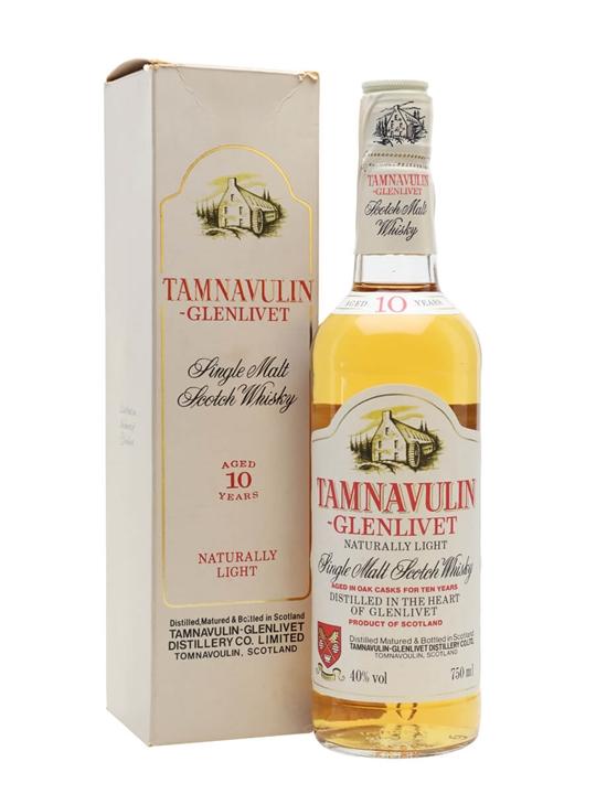 Tamnavulin 10 Year Old / Bot.1980s Speyside Single Malt Scotch Whisky