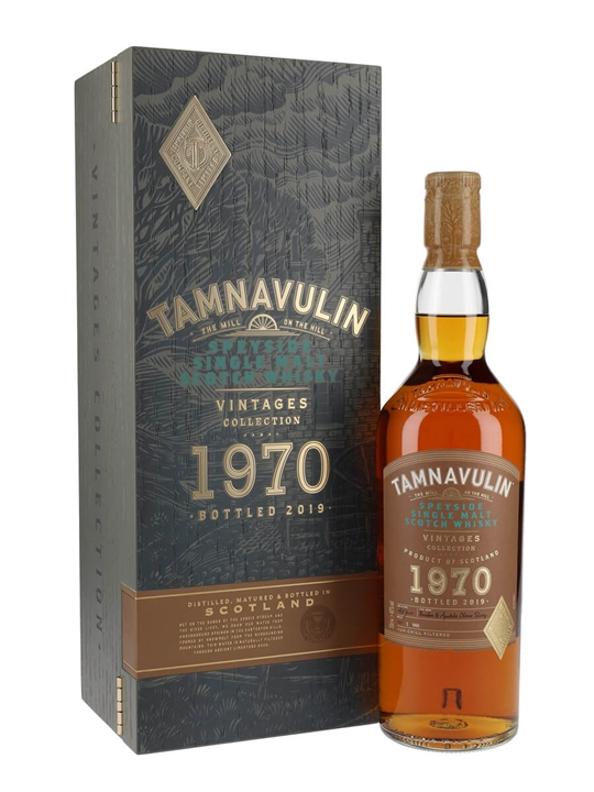 Tamnavulin 1970 / 48 Year Old Speyside Single Malt Scotch Whisky