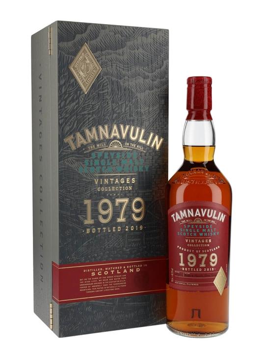 Tamnavulin 1979 / 39 Year Old Speyside Single Malt Scotch Whisky