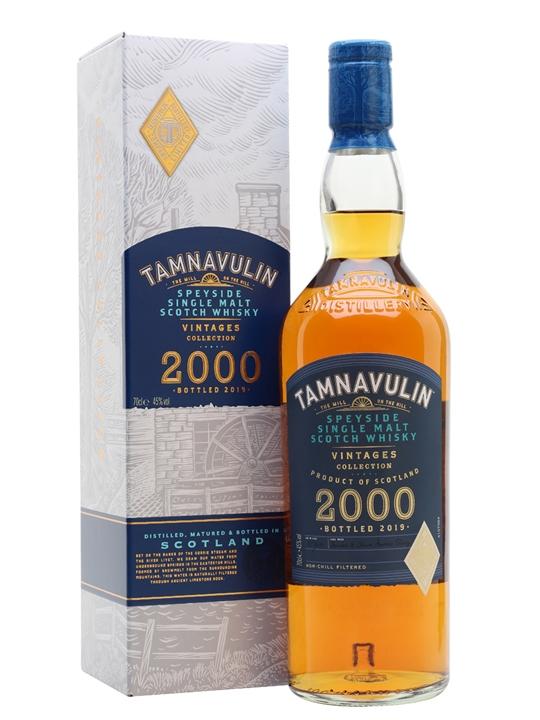 Tamnavulin 2000 / 18 Year Old Speyside Single Malt Scotch Whisky