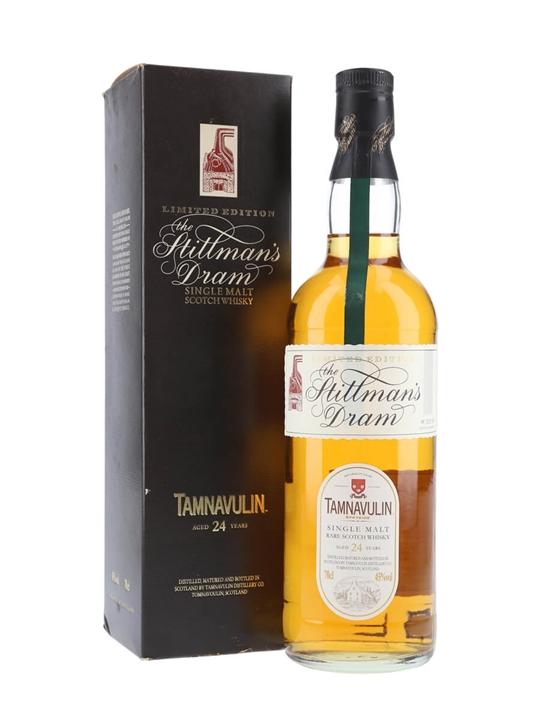 Tamnavulin 24 Year Old / Stillman's Dram Speyside Whisky