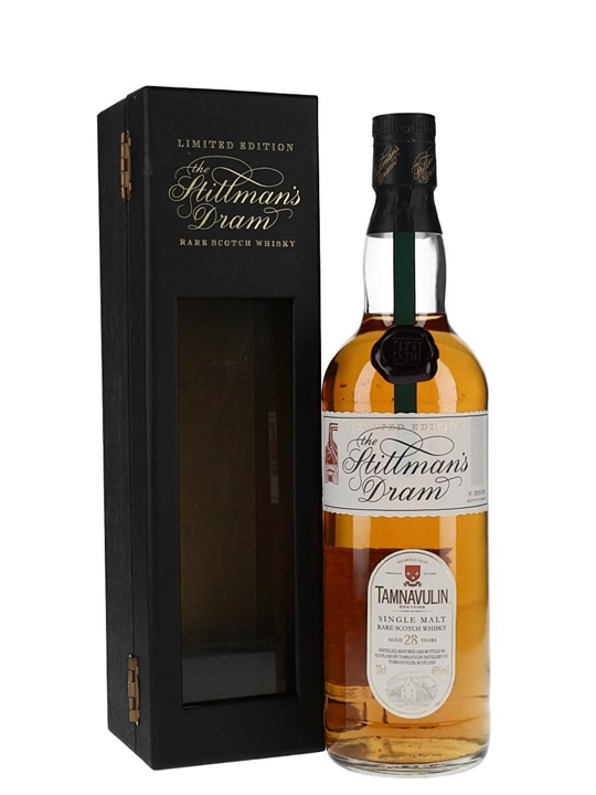 Tamnavulin 28 Year Old / Stillmans Dram Speyside Whisky