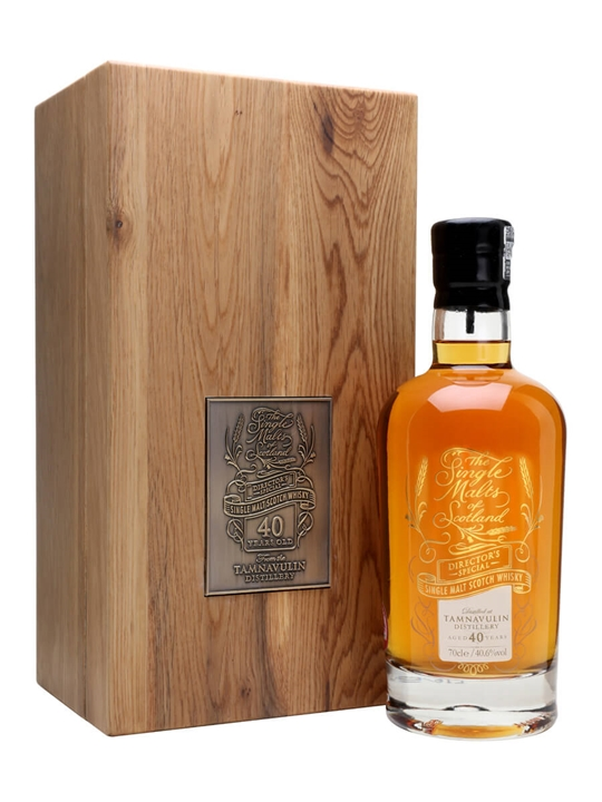 Tamnavulin 40 Year Old / Director's Special Speyside Whisky