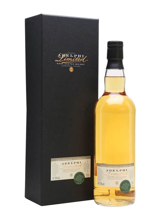 Teaninich 1983 / 32 Year Old / Adelphi Highland Whisky
