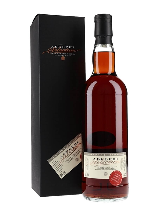 Teaninich 2007 / 12 Year Old / Adelphi Highland Whisky