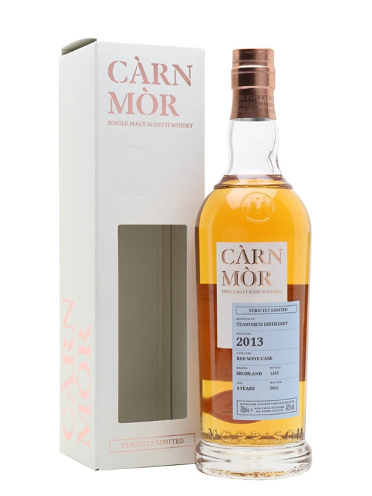 Teaninich 2013 / 8 Year Old / Carn Mor Strictly Limited Highland Whisky