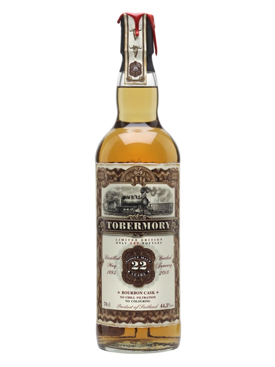 Tobermory 1995 / 22 Year Old / Jack Wiebers Island Whisky