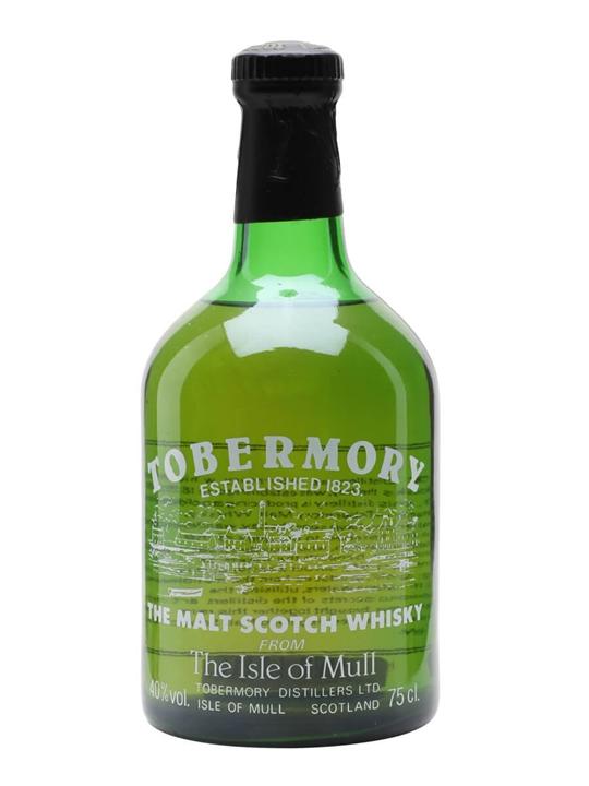 Tobermory / Bot.1980s Island Single Malt Scotch Whisky