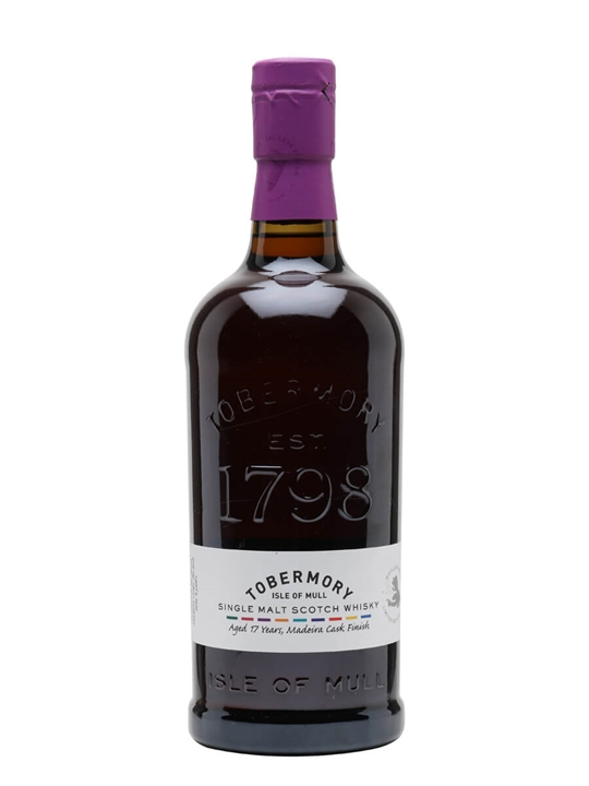Tobermory 2003 Madeira Finish / 17 Year Old / Distillery Exclusive / Bot.2020 Island Whisky