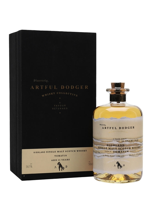 Tomatin 2008 / 11 Year Old / Artful Dodger Highland Whisky