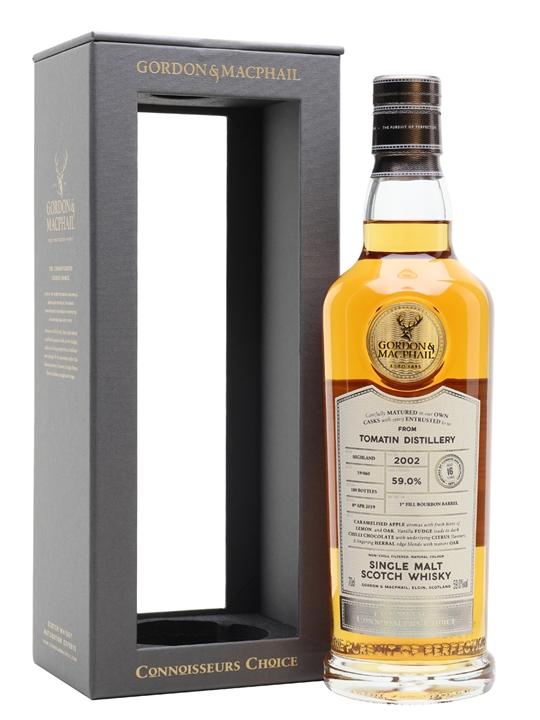 Tomatin 2002 / 16 Year Old / Connoisseurs Choice Highland Whisky