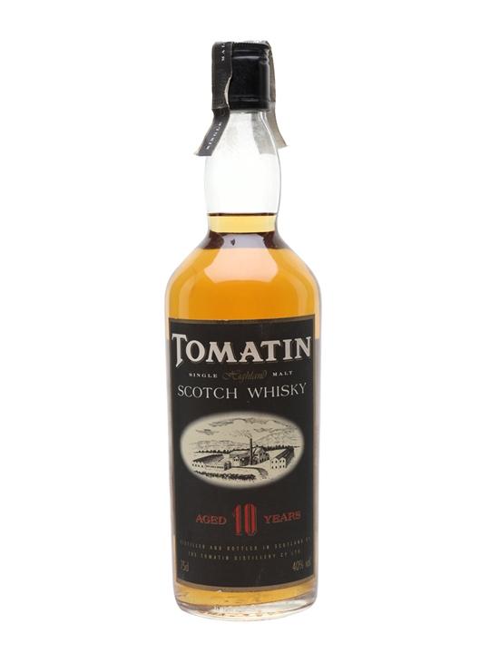 Tomatin 10 Year Old / Bot.1980s Highland Single Malt Scotch Whisky