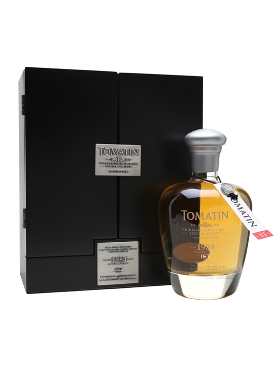 Tomatin 1984 / Bot.2014 Highland Single Malt Scotch Whisky