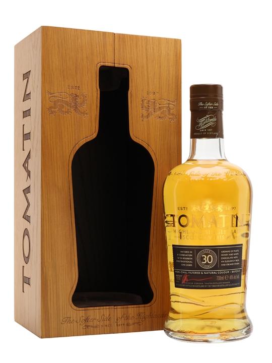 Tomatin 30 Year Old / Batch 2 / Bot.2019 Highland Whisky