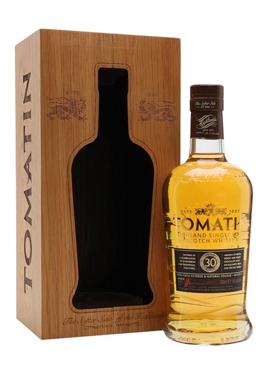 Tomatin 30 Year Old / Batch 3 / Bot.2020 Highland Whisky