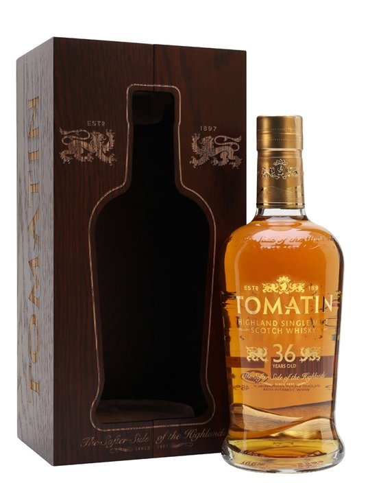 Tomatin 36 Year Old / Batch No.6 / Rare Casks Highland Whisky