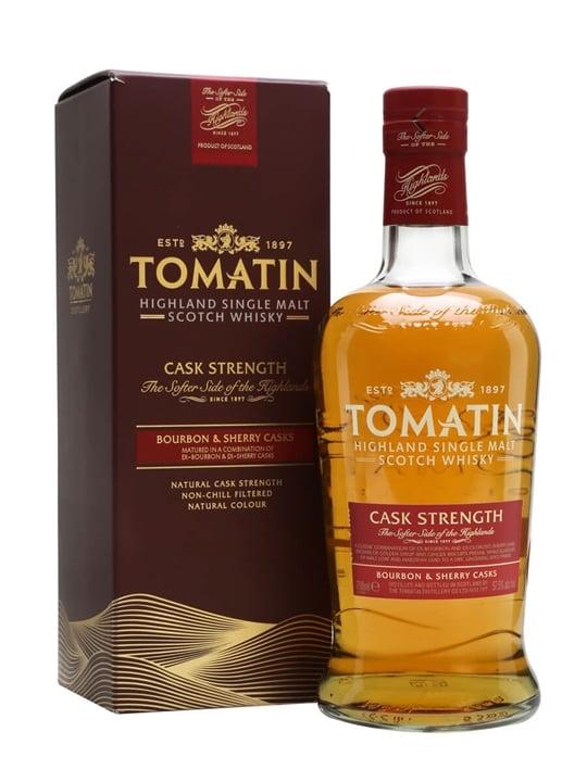 Tomatin Cask Strength Edition Highland Single Malt Scotch Whisky