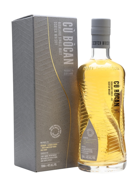 Cu Bocan Signature Highland Single Malt Scotch Whisky