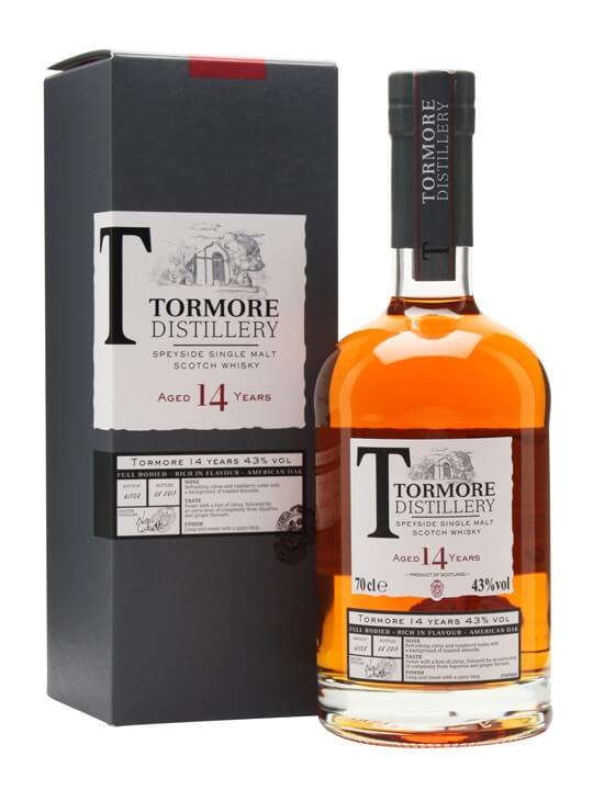 Tormore 14 Year Old Speyside Single Malt Scotch Whisky