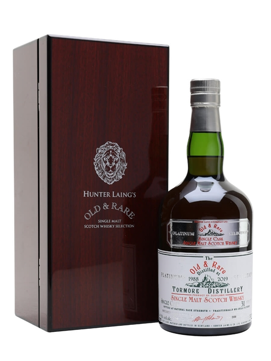 Tormore 1988 / 31 Year Old / Old & Rare Speyside Whisky