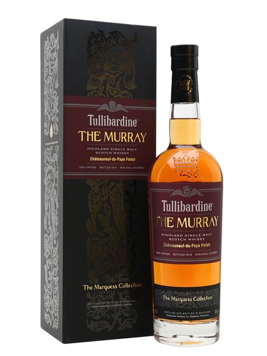 Tullibardine 2005 / The Murray / Chateauneuf-du-pape Finish Highland Whisky
