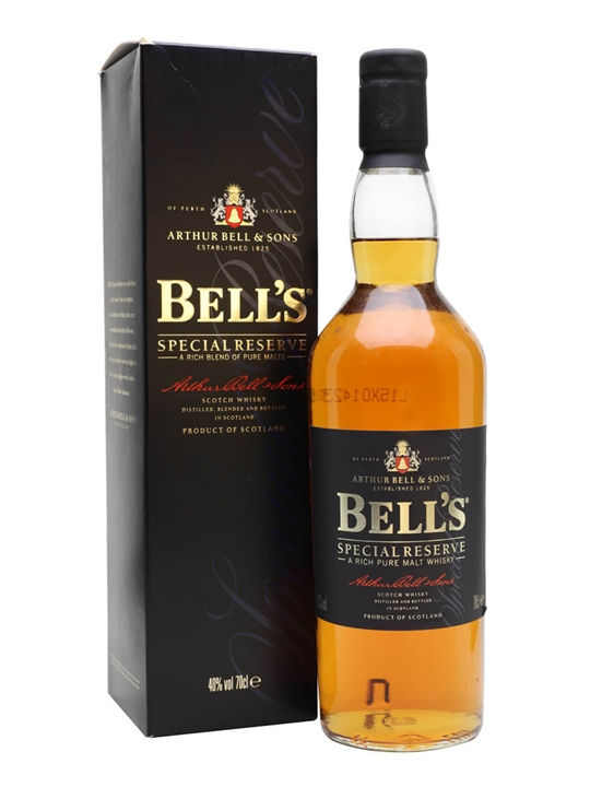 Bell's Special Reserve / Pure Malt Blended Malt Scotch Whisky