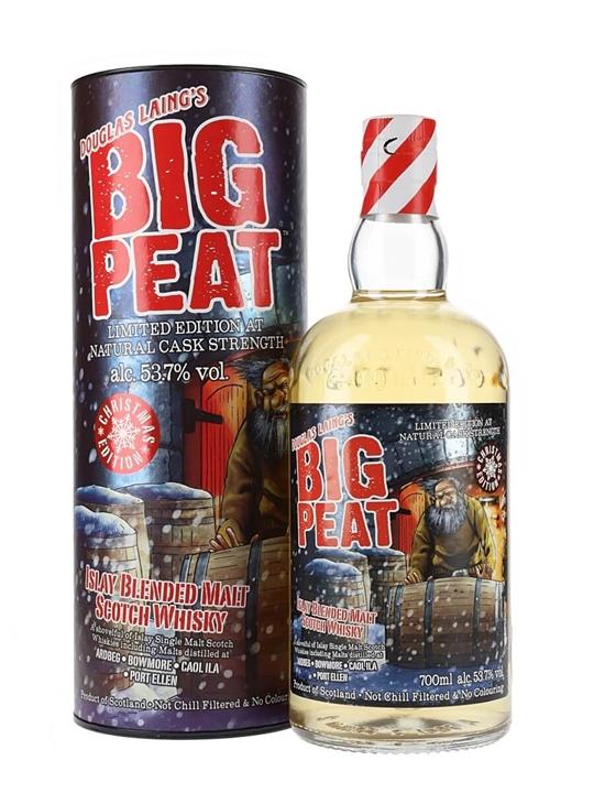 Big Peat Blended Malt / Xmas Edition 2019 Islay Whisky