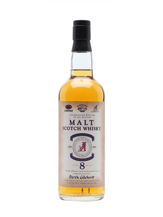 Bowmore Vatting - Distiller of the Year / 8 Year Old Blended Whisky