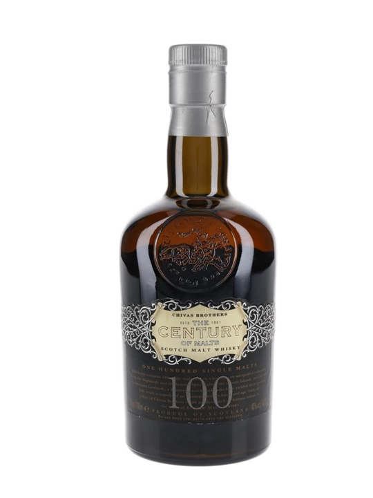 Chivas Century Of Malts Blended Malt Scotch Whisky