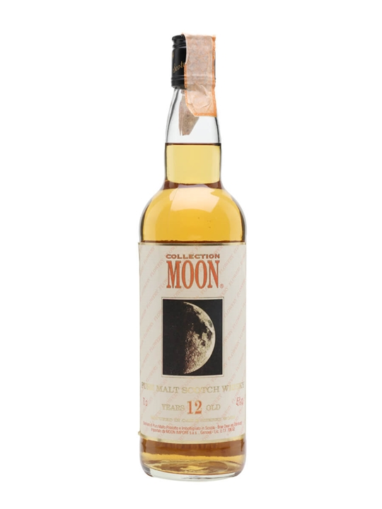 Collection Moon 12 Year Old Blended Malt Scotch Whisky