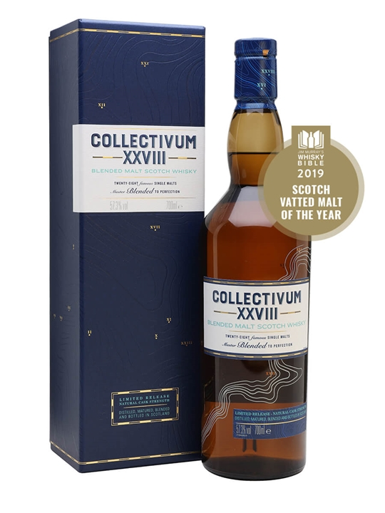 Collectivum XXVIII / Special Releases 2017 Blended Malt Scotch Whisky