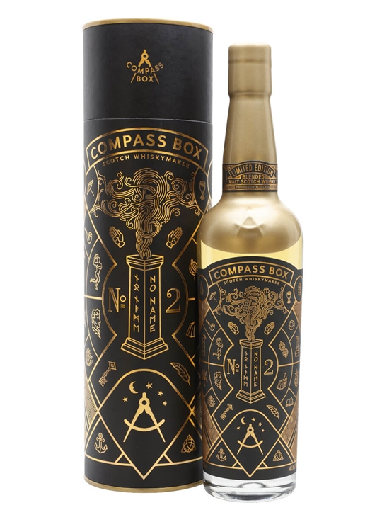 Compass Box No Name No.2 Blended Malt Scotch Whisky