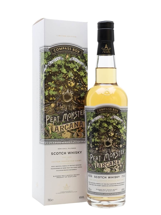 Compass Box Peat Monster Arcana / 20th Anniversary Blended Whisky