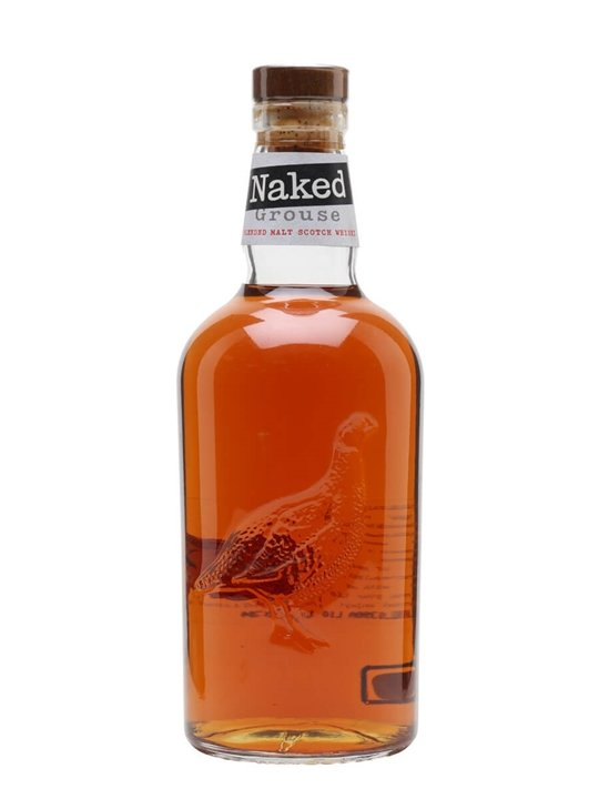 Naked Grouse Blended Malt Blended Malt Scotch Whisky
