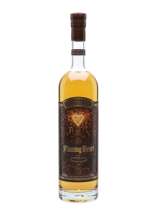 Compass Box Flaming Heart / 2018 Edition / Magnum Blended Whisky