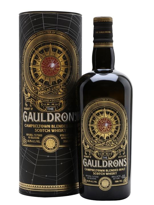 The Gauldrons Batch 3 Campbeltown Blended Malt Scotch Whisky