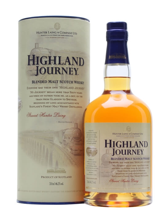 Highland Journey Highland Blended Malt Scotch Whisky