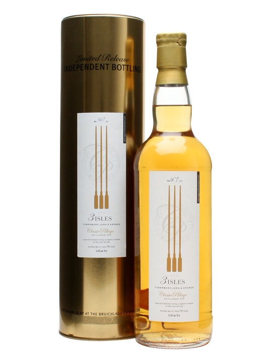 Islay Classic Pillage / 10 Year Old Blended Malt Scotch Whisky