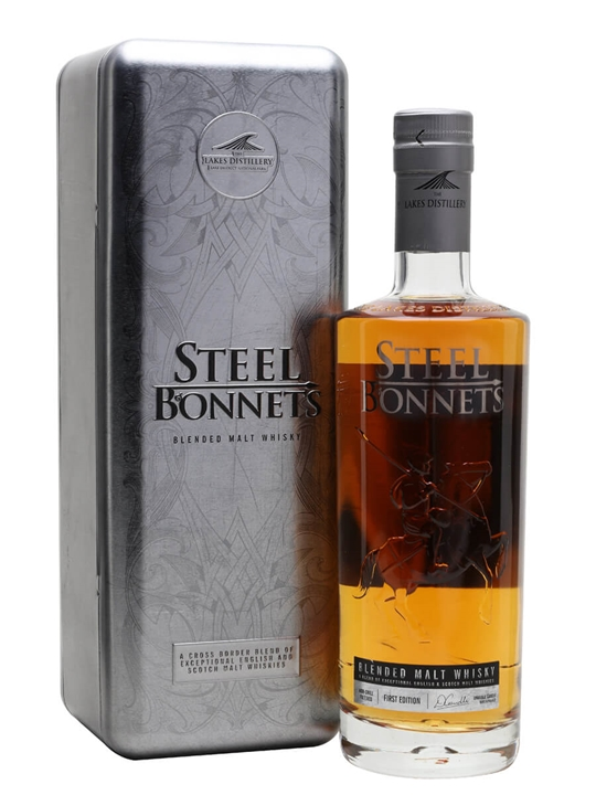 Lakes Distillery Steel Bonnets Blended Malt Whisky