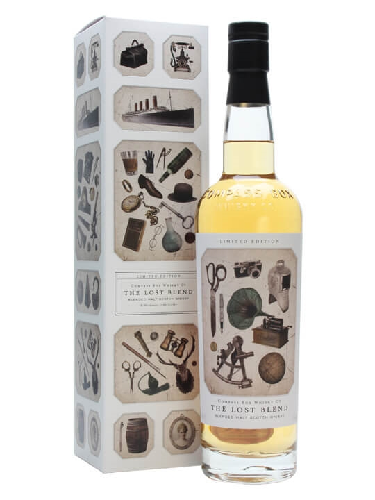 Compass Box The Lost Blend Blended Malt Scotch Whisky