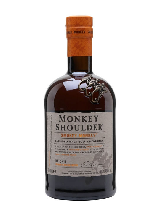 Smokey Monkey Shoulder Blended Malt Scotch Whisky