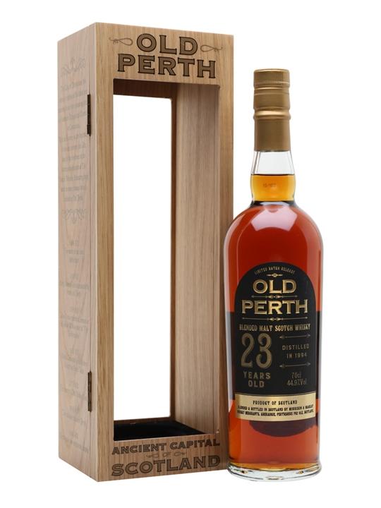 Old Perth Blended Malt 1994 23 Year Old / Carn Mor Blended Whisky