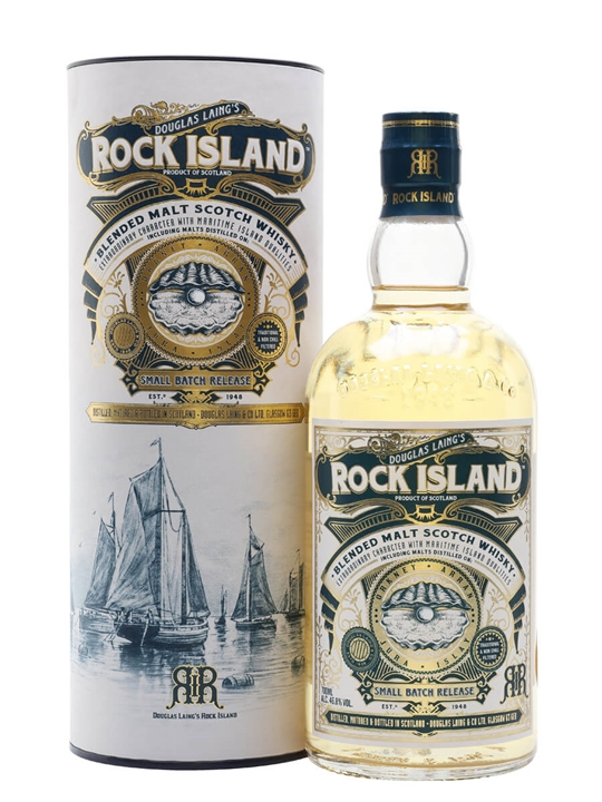 Rock Island Island Blended Malt Scotch Whisky