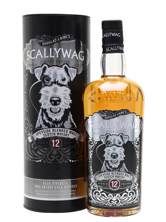Scallywag 12 Year Old Speyside Blended Malt Scotch Whisky