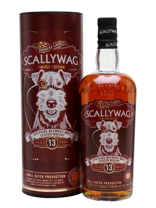 Scallywag 13 Year Old Speyside Blended Malt Scotch Whisky