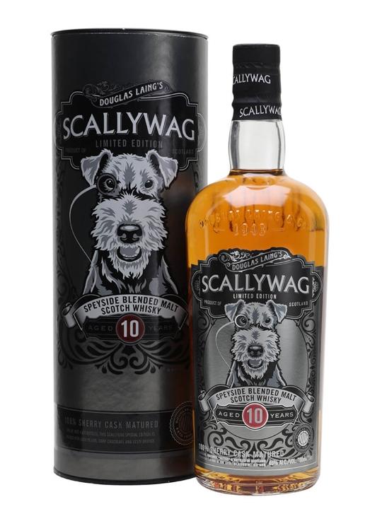 Scallywag 10 Year Old Speyside Blended Malt Scotch Whisky