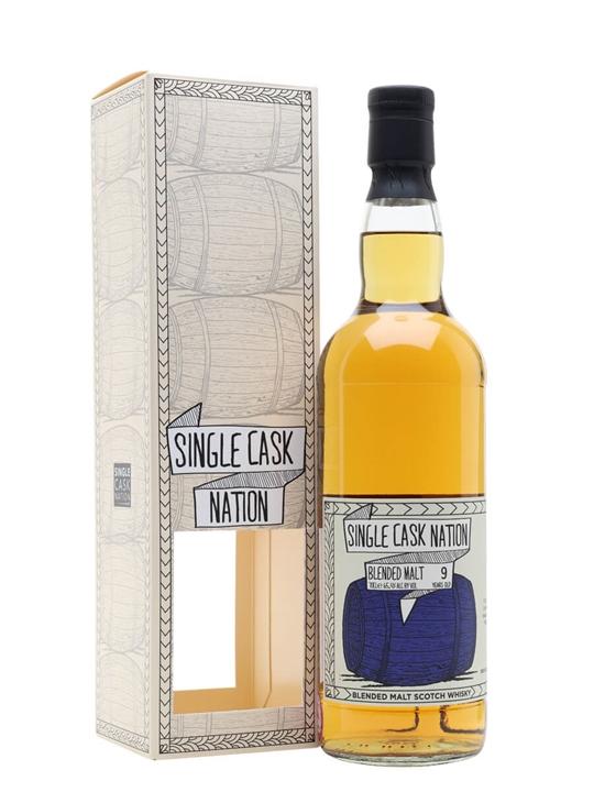 Blended Malt 2009 / 9 Year Old / Single Cask Nation Blended Whisky