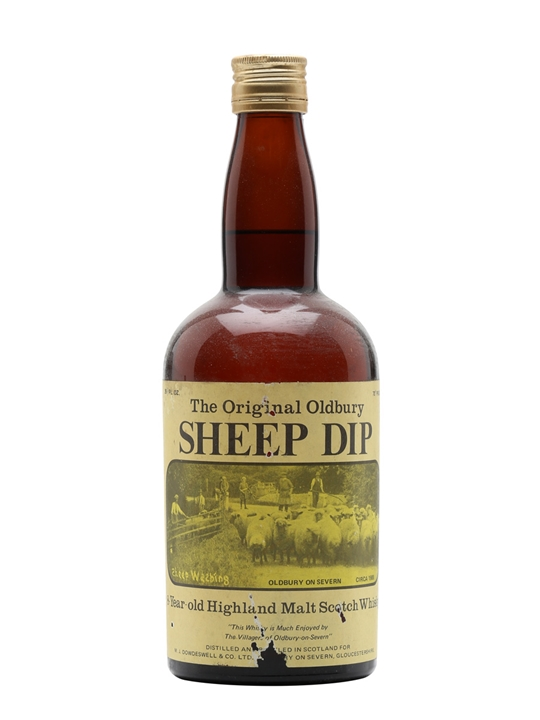 Sheep Dip 8 Year Old / Bot.1970s Blended Malt Scotch Whisky